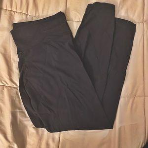 lululemon wonder under crop leggings